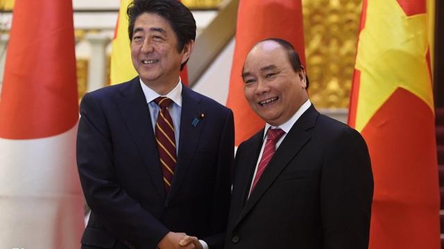 Việt Nam - Nhật Bản hợp tác nâng cao năng lực trên biển