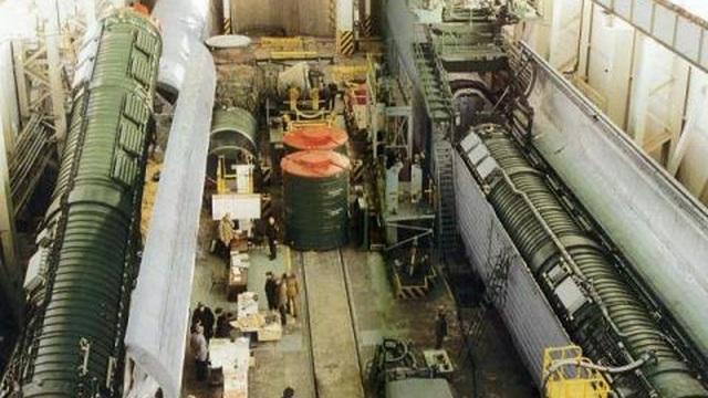 Đức đổ lỗi cho NATO khi Nga thử nghiệm Barguzin