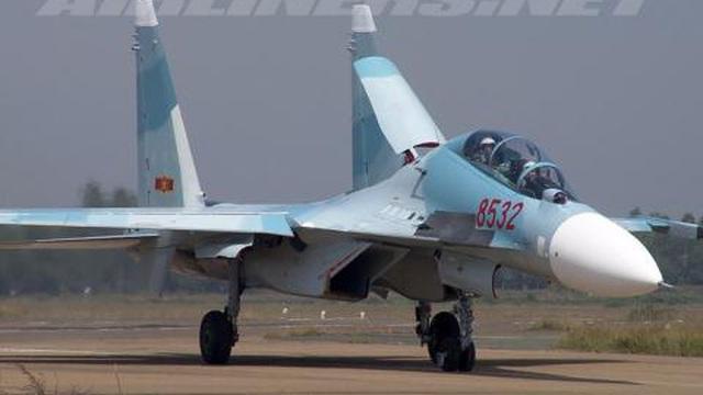 Việt Nam làm lốp không săm cho Su-30MK2: Mục tiêu xa
