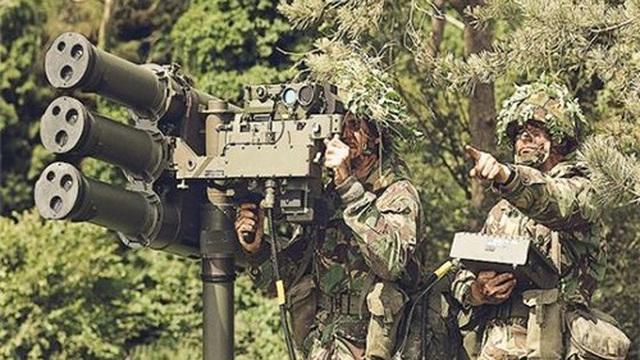 Thales đề nghị cung cấp cho Ấn Độ tổ hợp tên lửa Starstreak