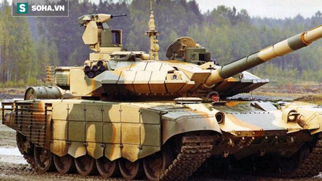 Nga ký hợp đồng lớn cung cấp xe tăng T-90MS