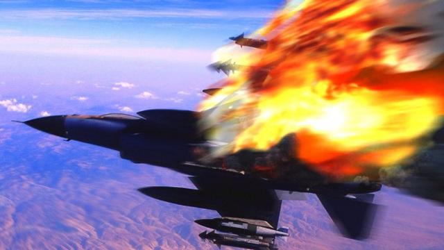 Tiêm kích F-16 Thổ Nhĩ Kỳ vừa bất ngờ bị tên lửa phòng không bắn hạ: Truy tìm thủ phạm?
