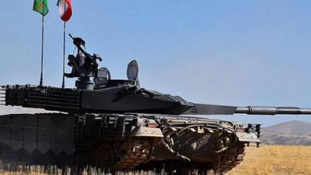 Siêu tăng tự chế Karrar của Iran vượt trội cả T-90 Nga?