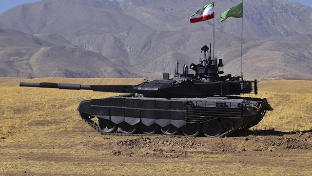 Iran chế tạo siêu tăng ngang ngửa T-90: Chuyên gia Nga nói gì?