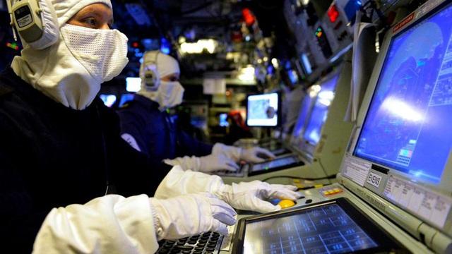 """Anh chế tạo """"bộ não thông minh"""" giúp tàu chiến đánh bại đối thủ"""