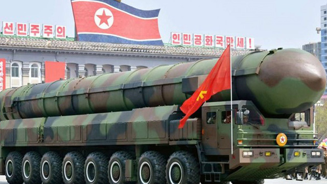 Tên lửa liên lục địa mới của Triều Tiên có thể chỉ có vỏ