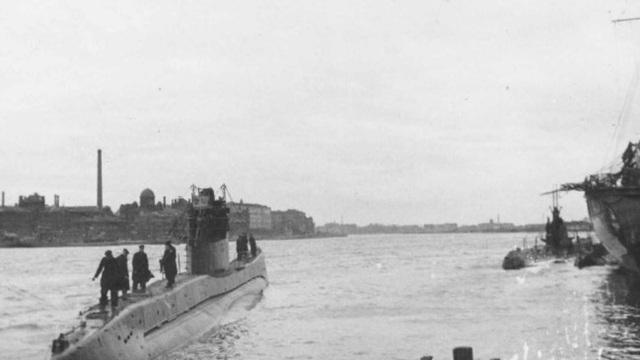 Nga phát hiện hai tàu ngầm chìm dưới biển Baltic