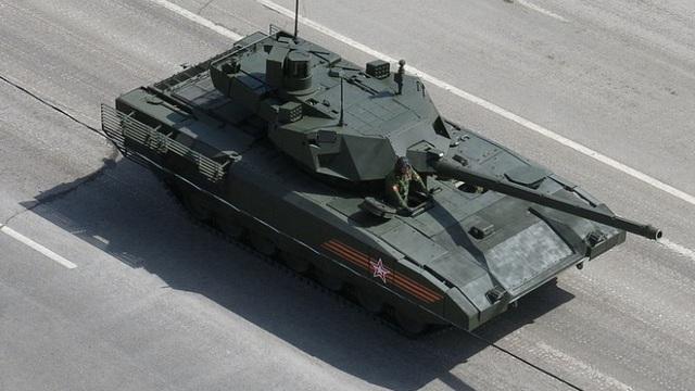 Xuất hiện thông tin Ai Cập đã phát triển tên lửa diệt được cả Armata