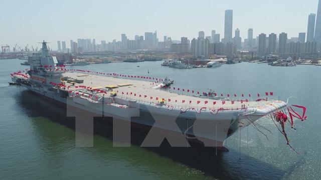 Vì sao Trung Quốc vẫn chưa đóng tàu sân bay thế hệ tiếp theo