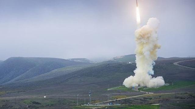 Quân đội Mỹ thông báo kế hoạch thử hệ thống đánh chặn tên lửa đạn đạo xuyên lục địa