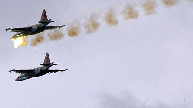 Nga tung đòn diệt 32 xe tải, hơn 120 chiến binh IS