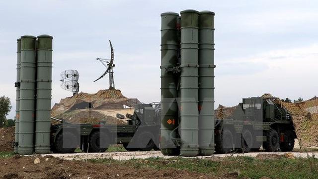 Nga sẽ sớm ký hợp đồng cung cấp hệ thống tên lửa S-400 cho Ấn Độ