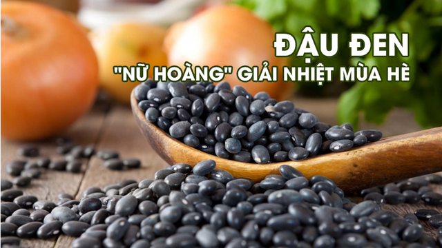 Chỉ cần ăn một vài thìa đỗ đen, hiệu quả mang lại cho sức khỏe sẽ vô cùng lớn