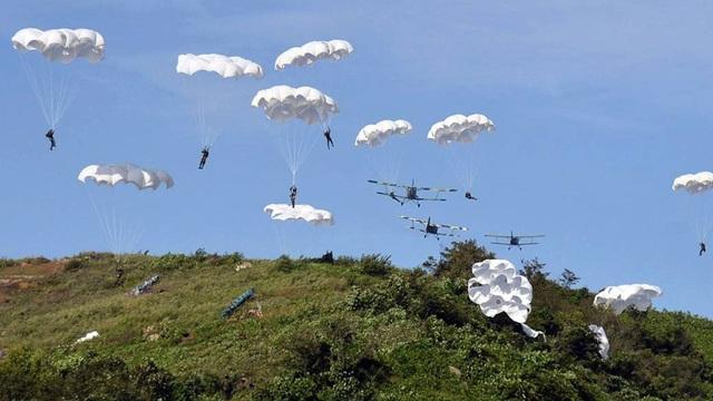 """Bức ảnh hé lộ về """"đội tấn công cảm tử"""" của Triều Tiên"""