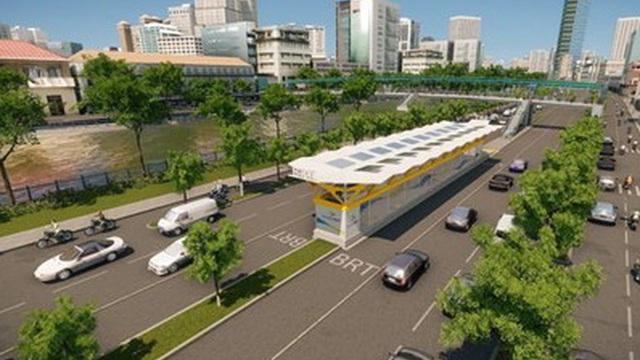 TP.HCM dừng triển khai tuyến buýt nhanh 144 triệu USD