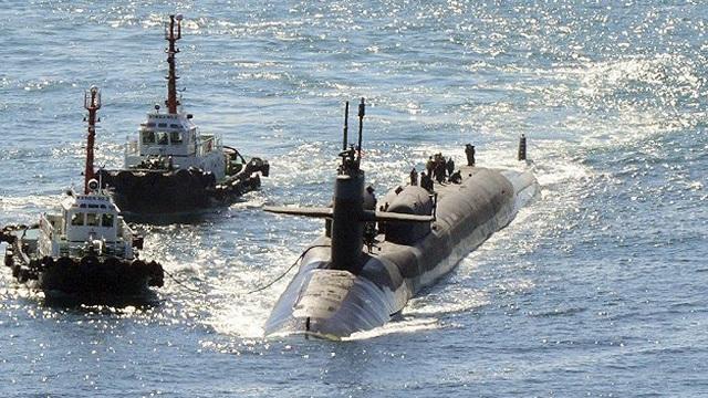 Bí ẩn hoạt động của 2 tàu ngầm nguyên tử Mỹ gần bán đảo Triều Tiên