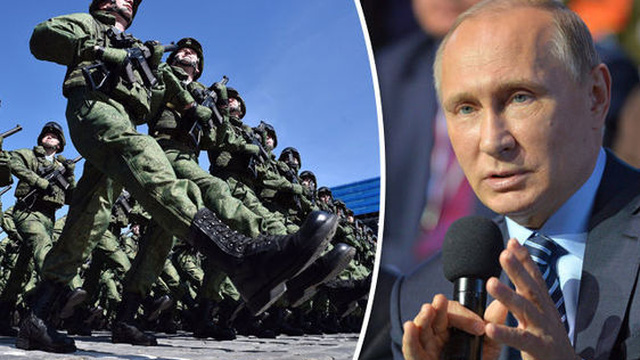 Nga có thể sẽ tuyển binh sỹ người nước ngoài?