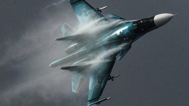 Quân đội Nga đã nhận thêm lô Su-34 thứ hai trong năm nay