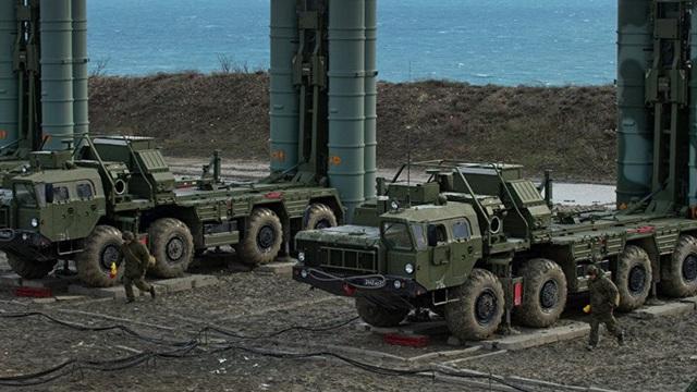 S-400 của Nga thay đổi luật chơi ở Trung Đông