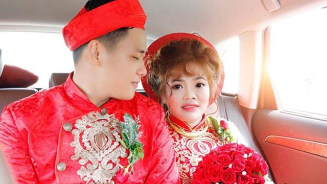 """Điều đặc biệt trong đám cưới của Quán quân Thách thức danh hài và """"vợ mập"""""""