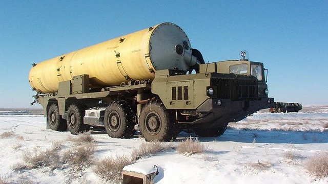 Giải mã 'lá chắn thép' bảo vệ Matxcơva trước tên lửa hạt nhân