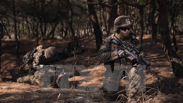 Tổng thống Mỹ: Chi ngân sách khổng lồ tăng sức mạnh quân sự