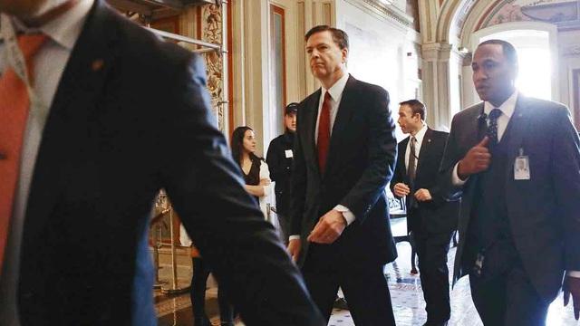 Nhà Trắng xác nhận bí mật liên lạc với FBI về quan hệ giữa Trump và Nga