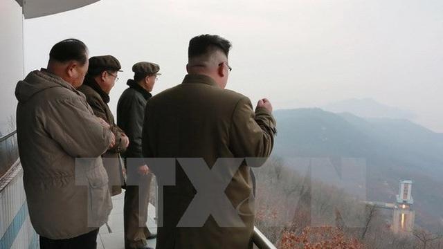 Hạ viện Mỹ thông qua các biện pháp tăng cường sức ép lên Triều Tiên