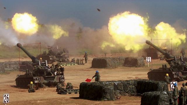Đài Loan khẳng định vừa mua vũ khí Mỹ vừa phát triển vũ khí nội địa