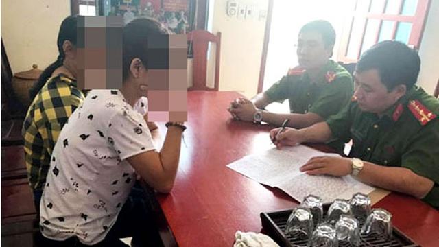Giải cứu thiếu nữ 15 tuổi bị lừa bán vào động mại dâm