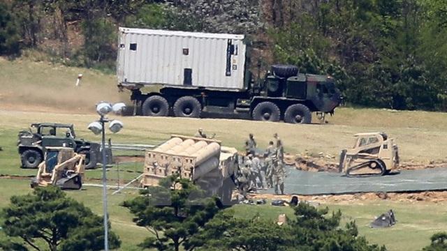 Nga-Trung: Không thể biện hộ đối phó Triều Tiên để triển khai THAAD