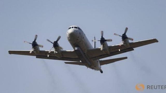 Máy bay Trung Quốc chặn máy bay do thám Mỹ gần Hong Kong