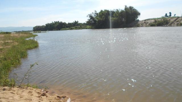 Ra sông tập bơi, hai bố con chết đuối