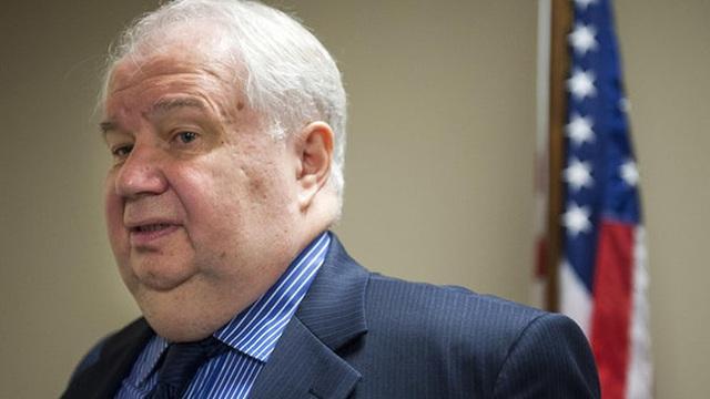 Nga bác tin rút đại sứ tại Mỹ về nước