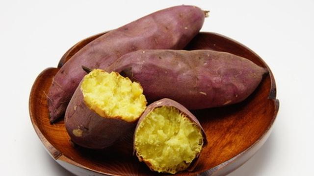 Món ăn thuốc từ khoai lang