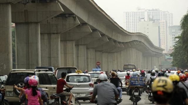 Hà Nội muốn đổi 6.000 ha đất lấy đường sắt đô thị, hạ tầng giao thông
