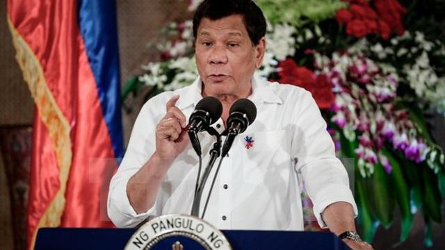 Nhiều vệ sỹ của Tổng thống Philippines bị thương trong vụ phục kích