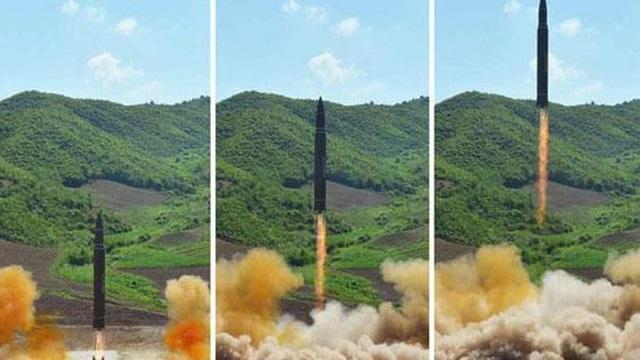 Tên lửa Triều Tiên sẽ 'làm thay đổi cuộc chơi' với Mỹ?