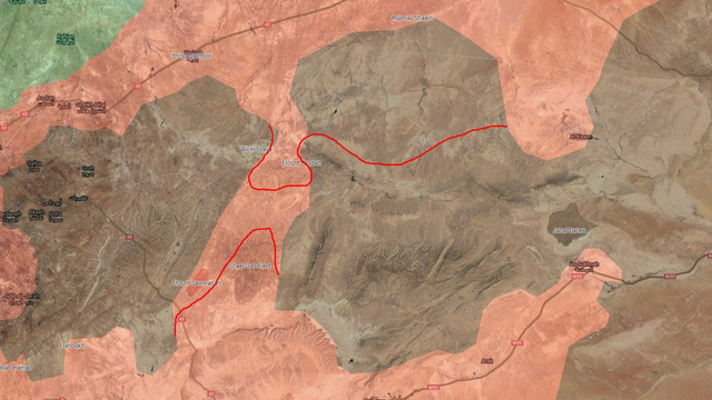 """""""Hổ Syria"""" ồ ạt đánh tràn xuống Homs, chiến tuyến IS bắt đầu sụp đổ"""