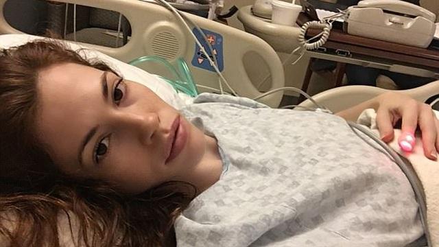 """Dị dạng động tĩnh mạch - căn bệnh khiến nữ diễn viên như """"quả bom hẹn giờ"""""""