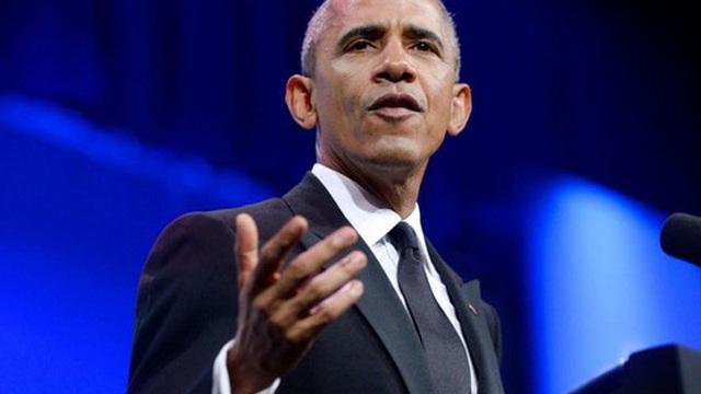 1 bài phát biểu ở phố Wall, ông Obama nhận thù lao bằng 1 năm lương Tổng thống