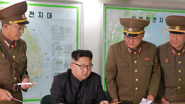 """Tức giận Mỹ, Triều Tiên chỉ trích Tổng thống Trump là """"lái buôn chiến tranh"""""""