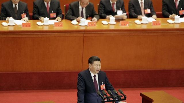"""Ông Tập Cận Bình đặt lộ trình tới """"Giấc mơ Trung Quốc"""" vào 2050"""