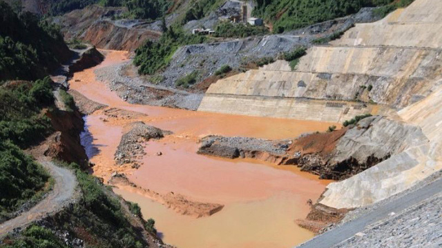 Bộ Công Thương sắp báo cáo sự cố thủy điện Sông Bung