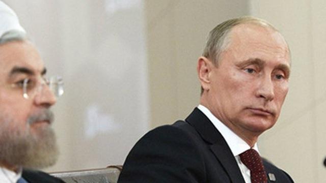 Tổng thống Nga thăm Iran: Một mũi tên trúng nhiều đích