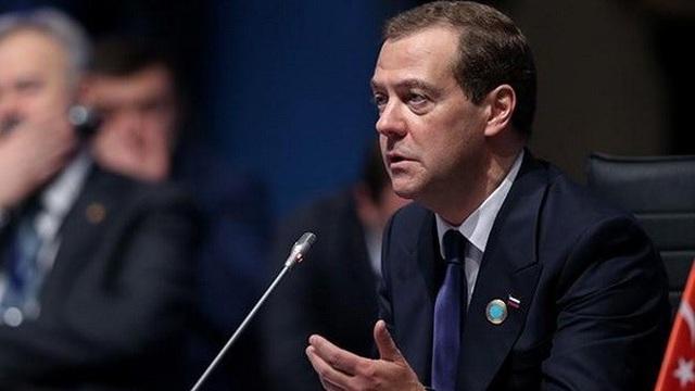 Lãnh đạo Nga và Mỹ đã tiếp xúc tại Hội nghị cấp cao ASEAN
