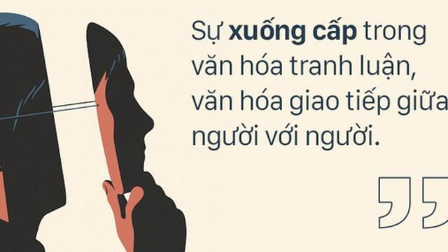 """Từ nghiên cứu bị ném đá của PGS - TS Bùi Hiền: Khi cư dân mạng dùng những từ ngữ xấu xí nhất để """"bảo vệ sự trong sáng của tiếng Việt"""""""