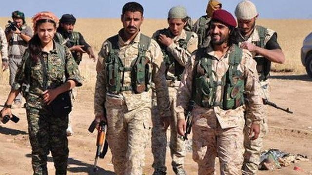 Người Kurd đảm bảo an ninh cho quân đội Nga ở bờ đông Euphrates