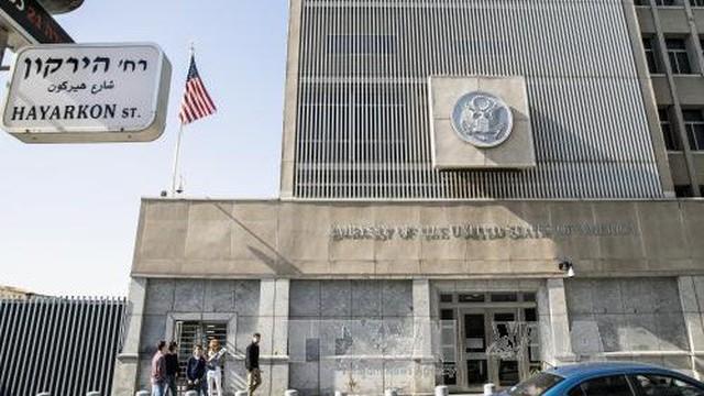 Ngoại trưởng Tillerson đề cập thời hạn di dời Đại sứ quán Mỹ tại Israel