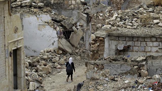 Syria, Iran và Nga dội bom ồ ạt thành trì Idlib
